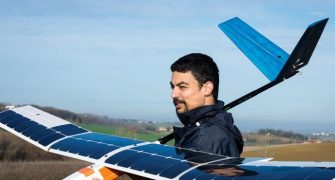 How a Solar Drone Can Solve Hunger