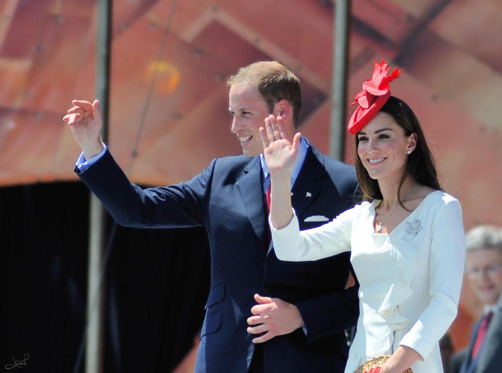 Duke Duchess Canada Tour
