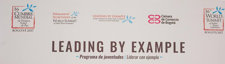 lead by example-colombia summit