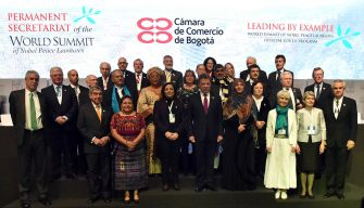 Lessons from Nobel Peace Summit and Colombian Peace Process