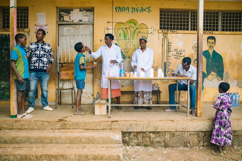 Impakter, NGO, Ellen Agler, The END Fund, treating neglected tropical diseases