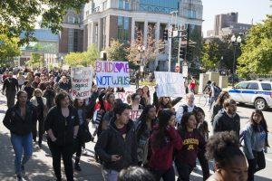 Impakter, Naomi Elster, Dangers of Hate Speech, Protesting