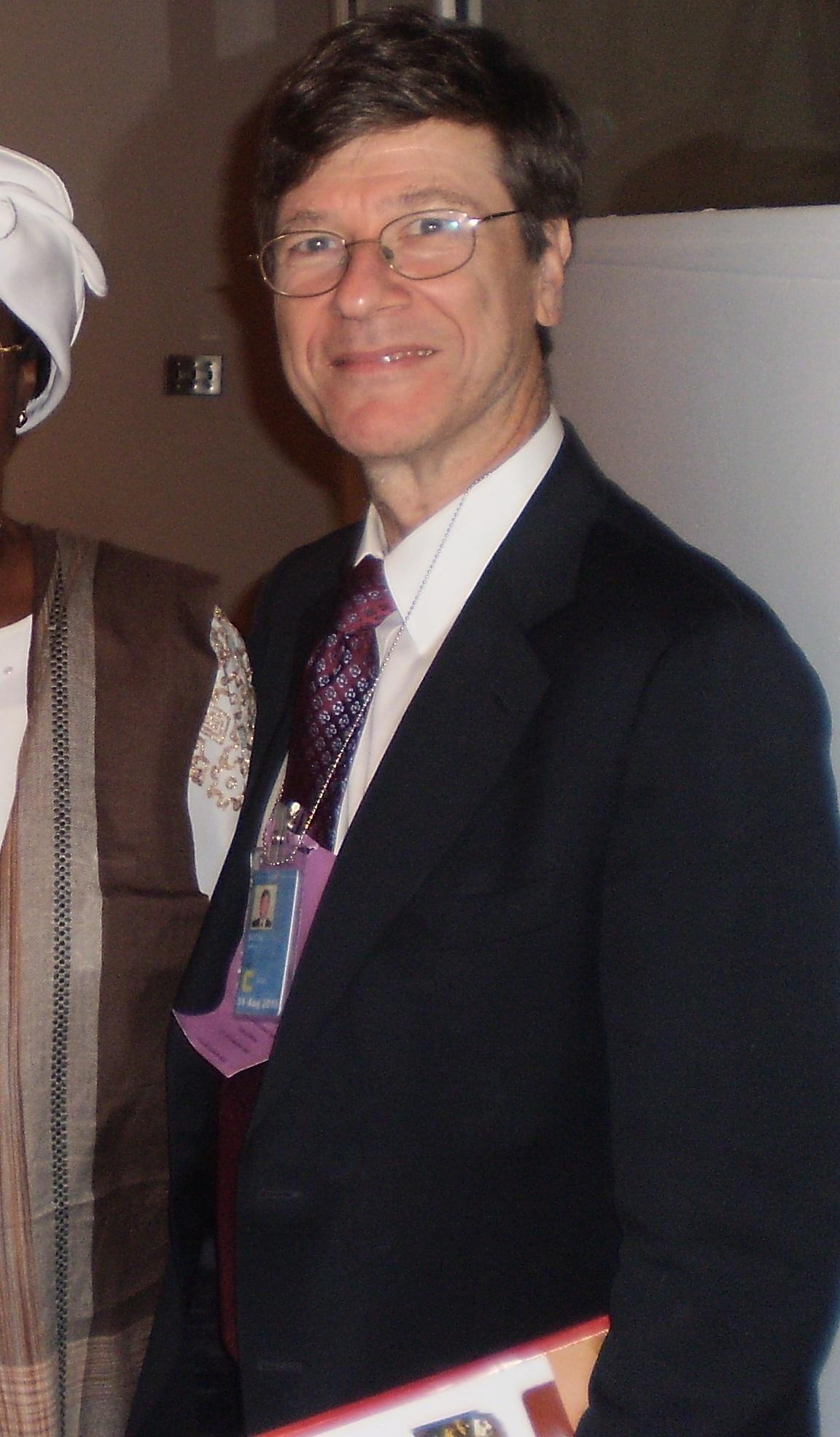 Sachs_at_UN 2009