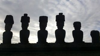 The Lesson from Easter Island