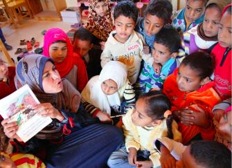 Three Organizations, One Goal: Helping Children Power through Global Turmoil