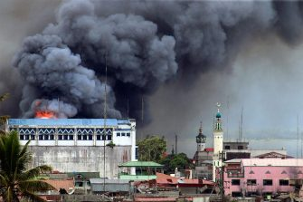 DUTERTE'S WAR ON ISIS