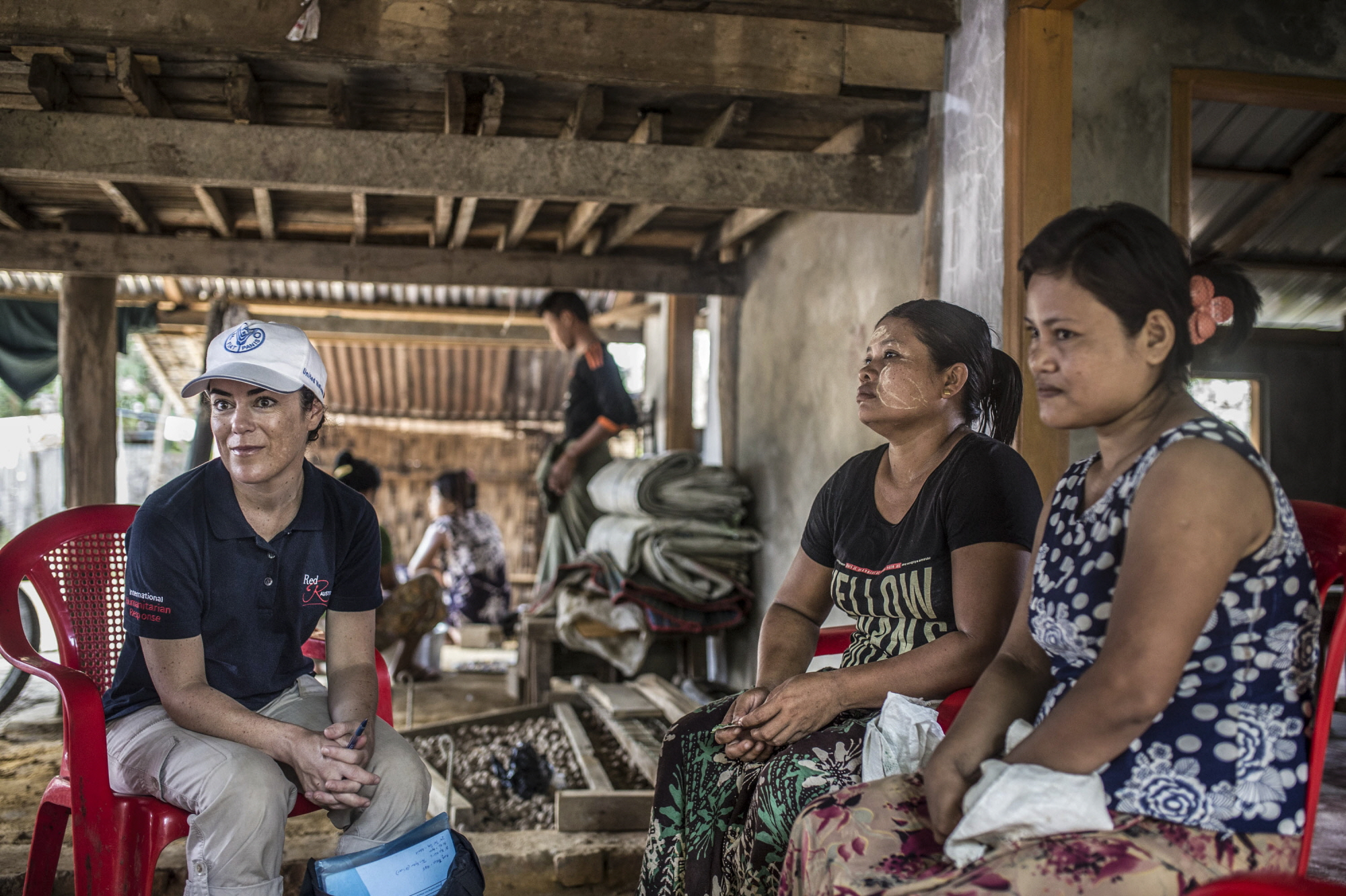FAO Project SRO/MYA/502/CHA - Supporting conflict-affected communities in northern Rakhine