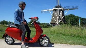 Bolt Mobility's AppScooter: Making electric mobility more accessible and safer