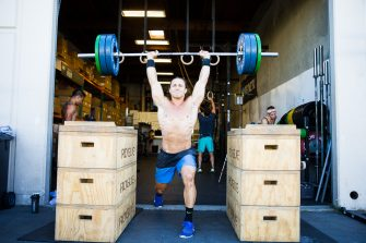 The Crossfit way: An Interview with Marcus Filly