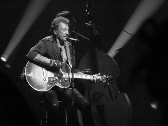 The French King of Rock Reborn – Johnny Hallyday