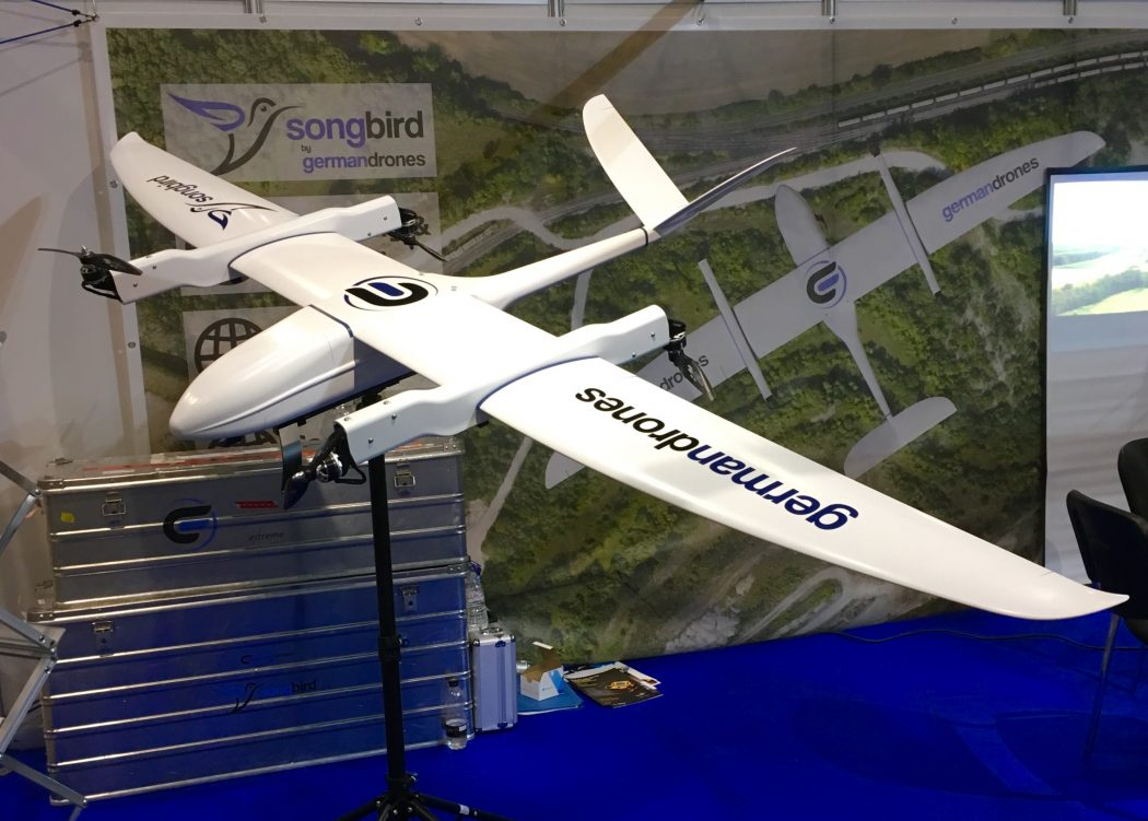 New details about unmanned aerial vehicles &quot