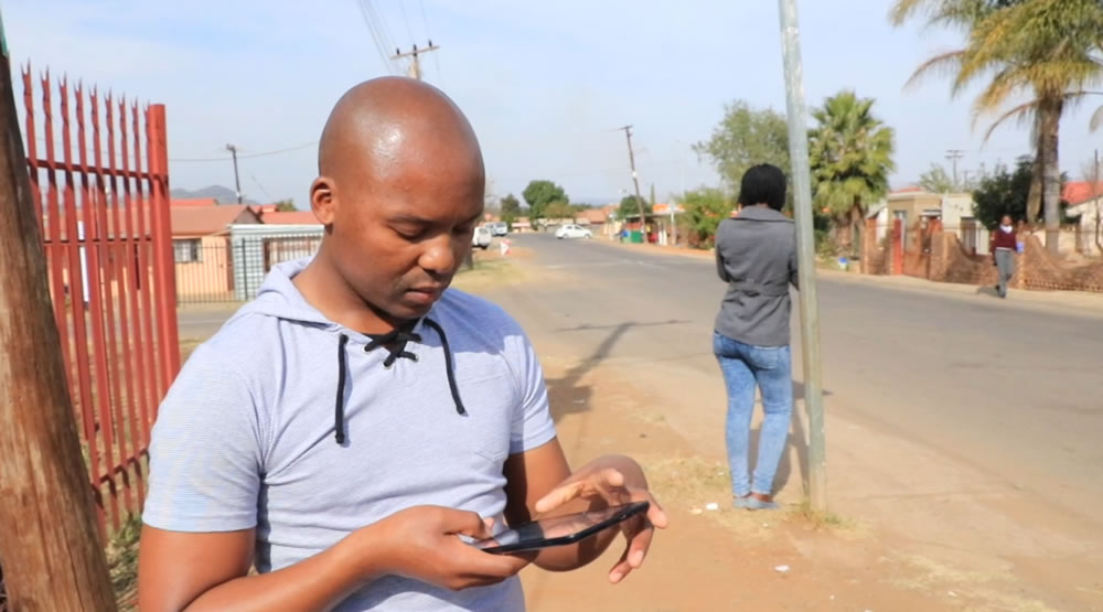 TshWi-Fi Success - Patrick Mpinga