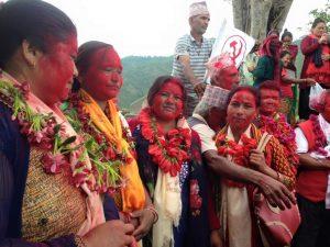 Victory-Celebration-of-Gita-Pariyar