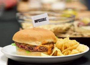 Impossible Burger cred Eric Day