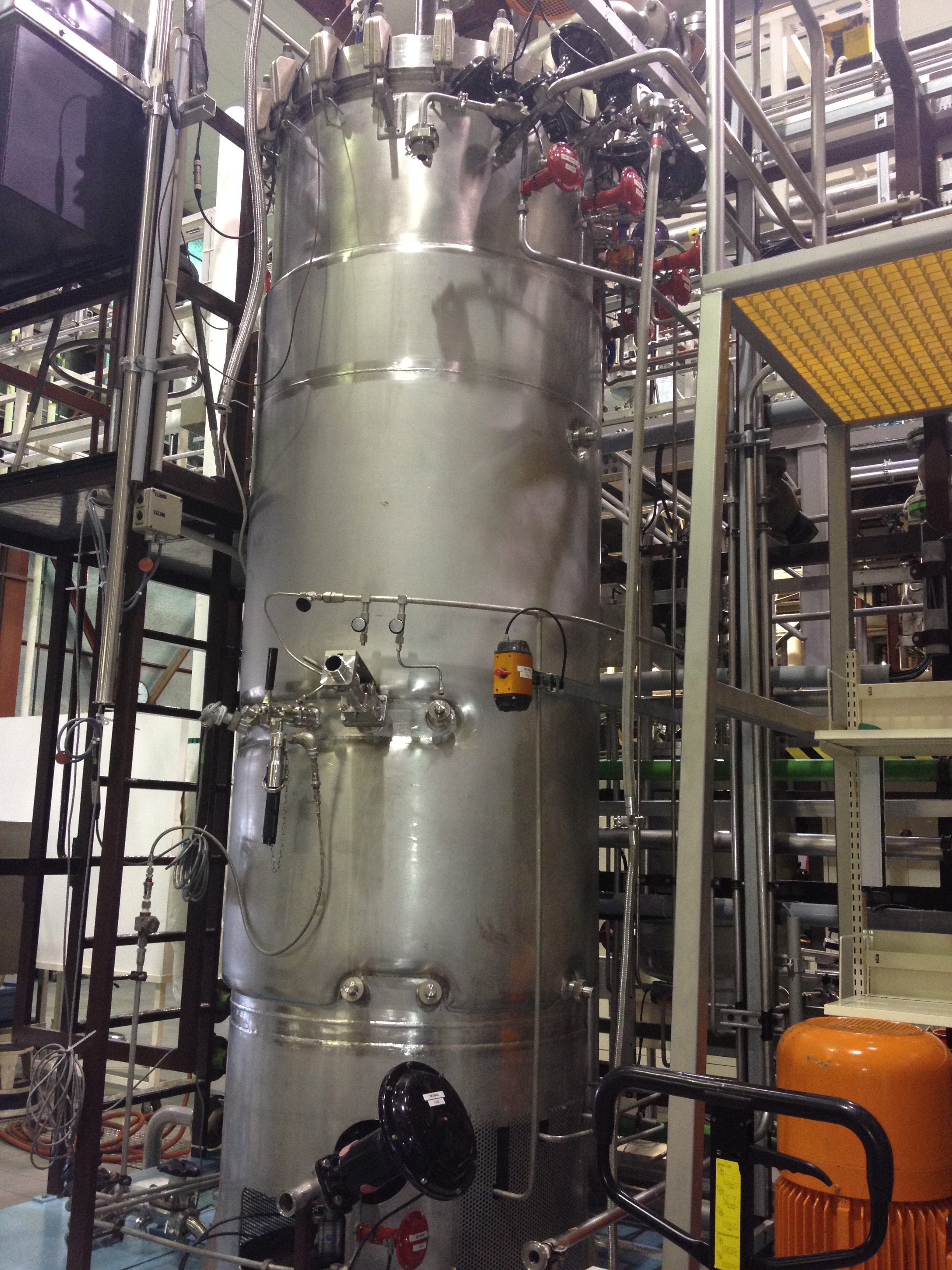 KnipBio pilot fermentation
