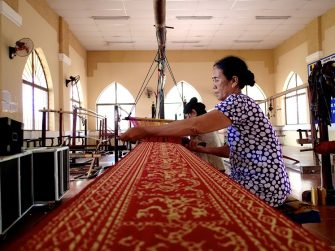 Wild Tussah: Preserving Artisan Culture