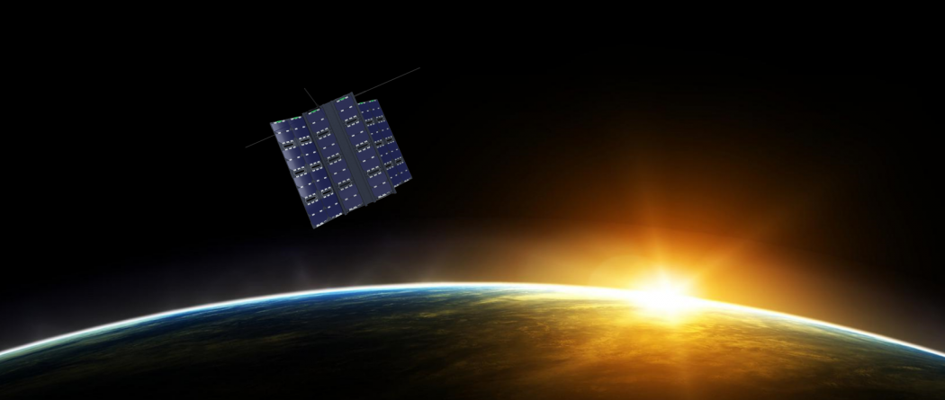 Microsat in space
