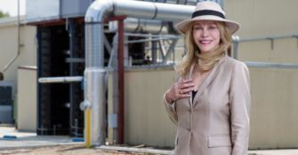 The Global Thermostat can fight climate change. Interview with Graciela Chicilnisky