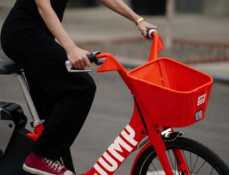 Jump Bikes: The Electric Bike Sharing