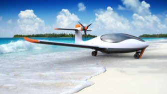 Equator Aircraft. The electric seaplane. Interview with Tomas Brødreskift