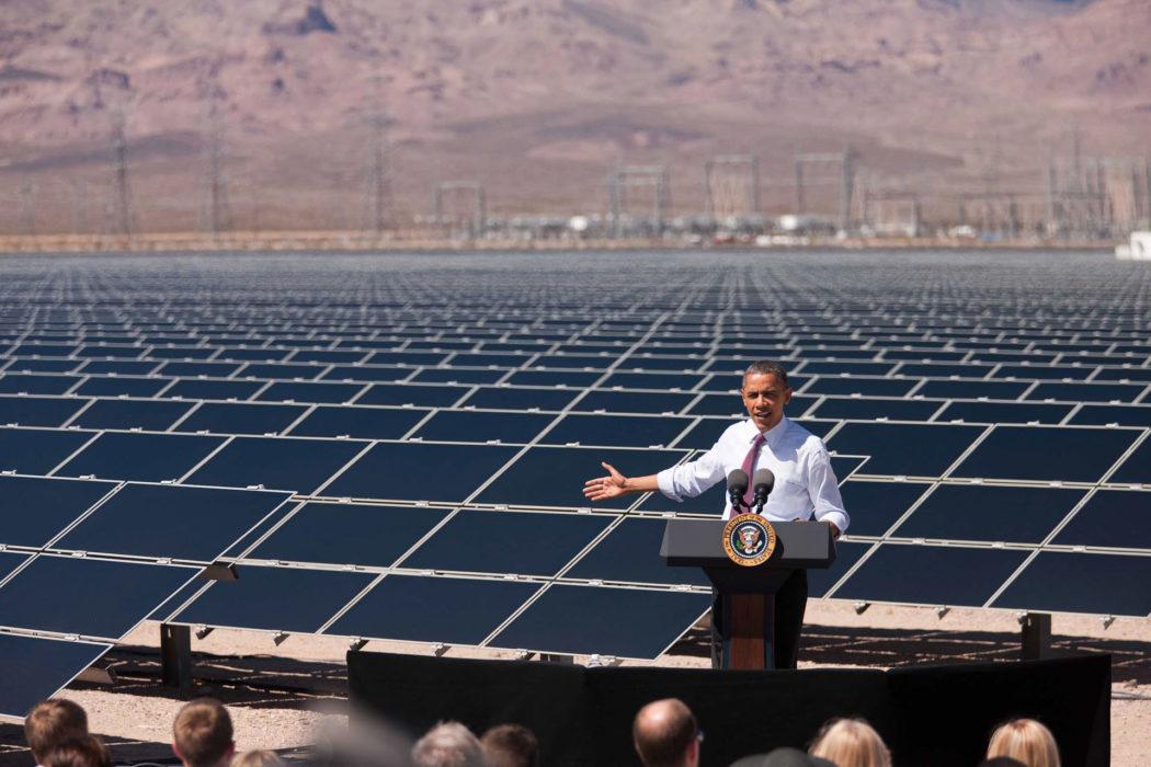 Obama environmental legacy