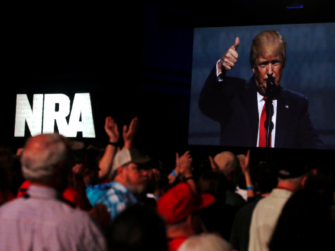 Trump and the NRA: Supporting the Second Amendment