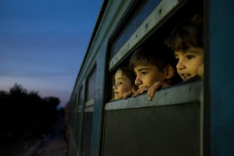 50 Million children are on the move: An international crisis