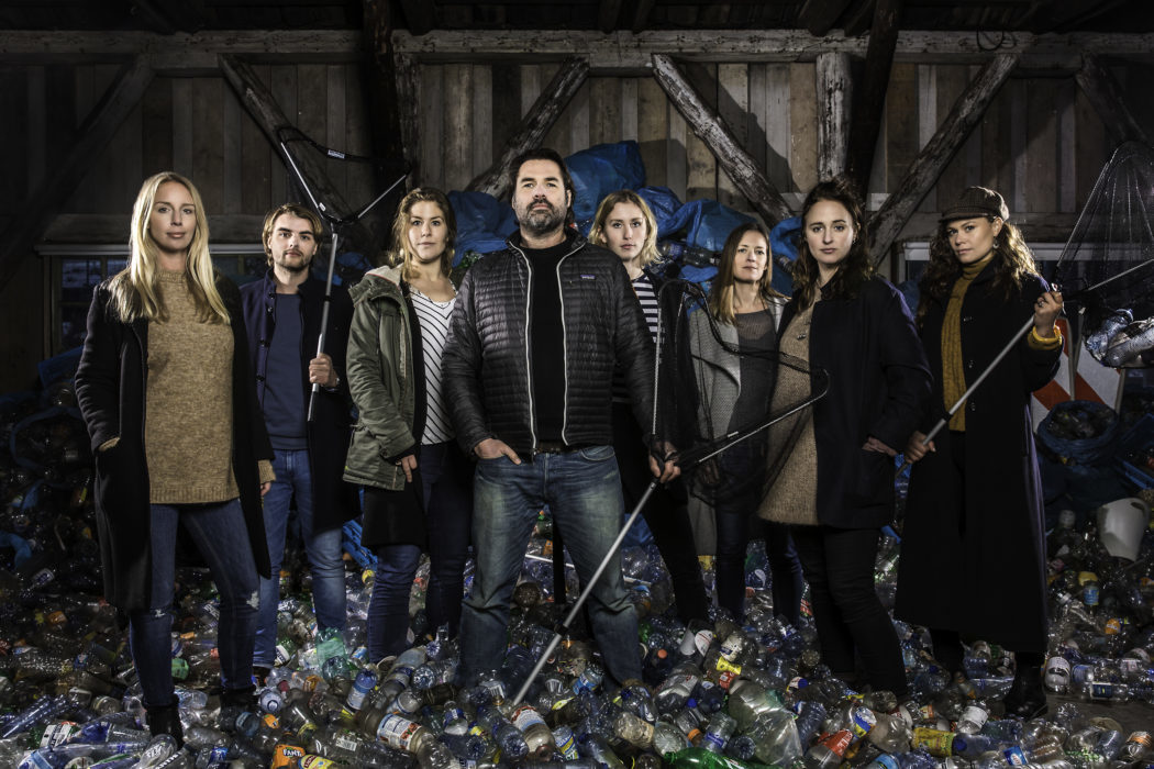 Plastic Whale Teamfoto