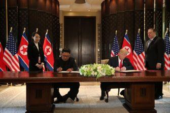 "Trump Watch: A ""Historic Summit"" with North Korea?"