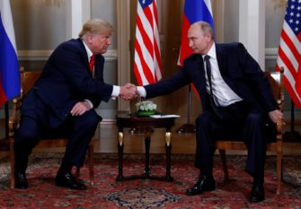 Trump and Putin in Helsinki: A Non-Summit
