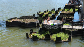 When Plastic Becomes a Park: An interview with the Recycled Island Foundation
