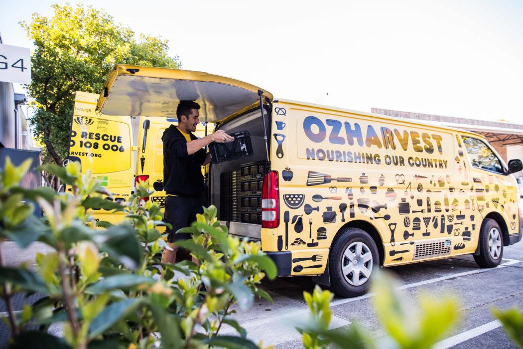 OzHarvest Food Rescue Van_credit NikkiTo