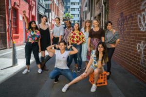 Plan International Australia's youth activists are working to make their cities safer and more inclusive