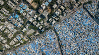 Unequal Scenes, Exploring Income Inequality Via Drone.