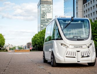 Navya Autonomous and Electric Vehicles