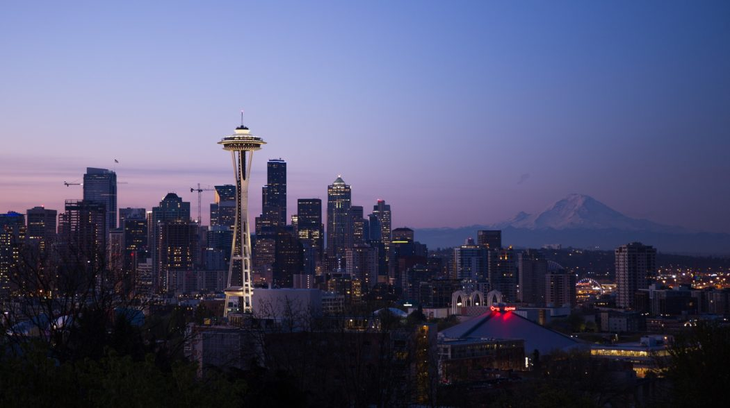 Seattle, WA: Advocating for what's right, inventing the future