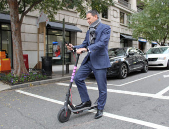 Can Electric Scooters Help Cities Achieve Sustainability?