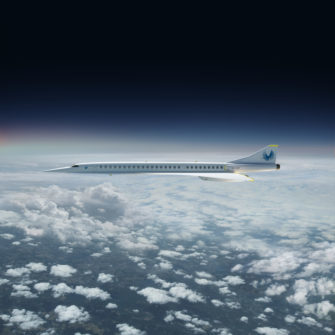 Boom: The New Supersonic Aircraft