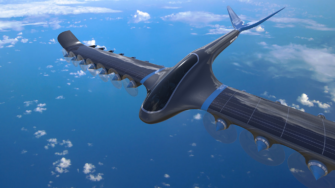 Element One – World's First Hydrogen-Electric Passenger Plane Powered by HES