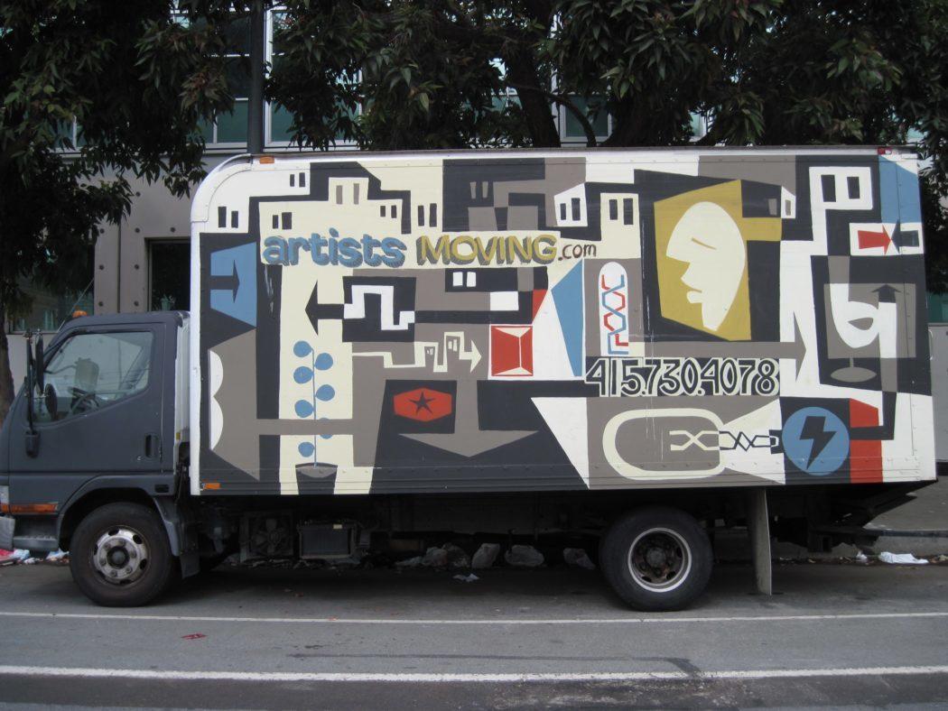 Artists Moving.com