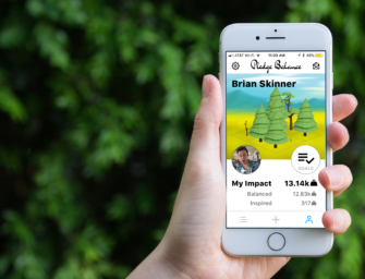 Pledge Balance, the app to repay your daily commuting emissions