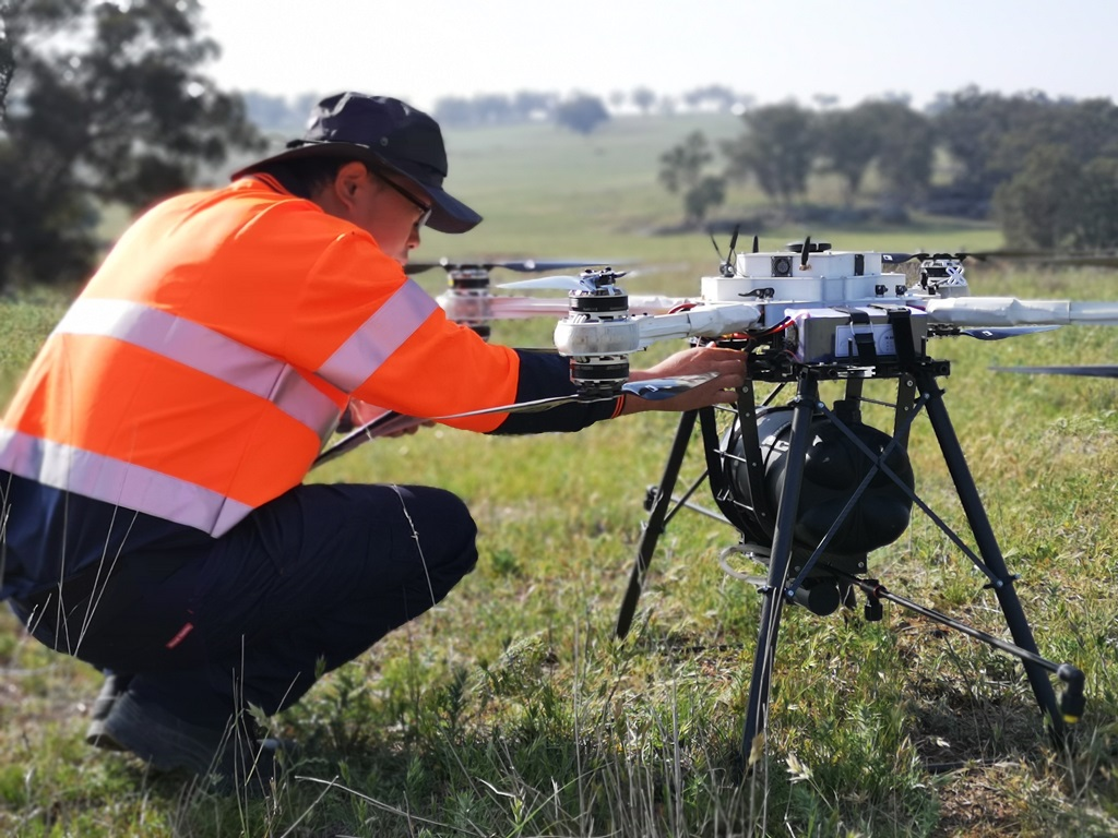 Drones Planting Trees: An interview with BioCarbon