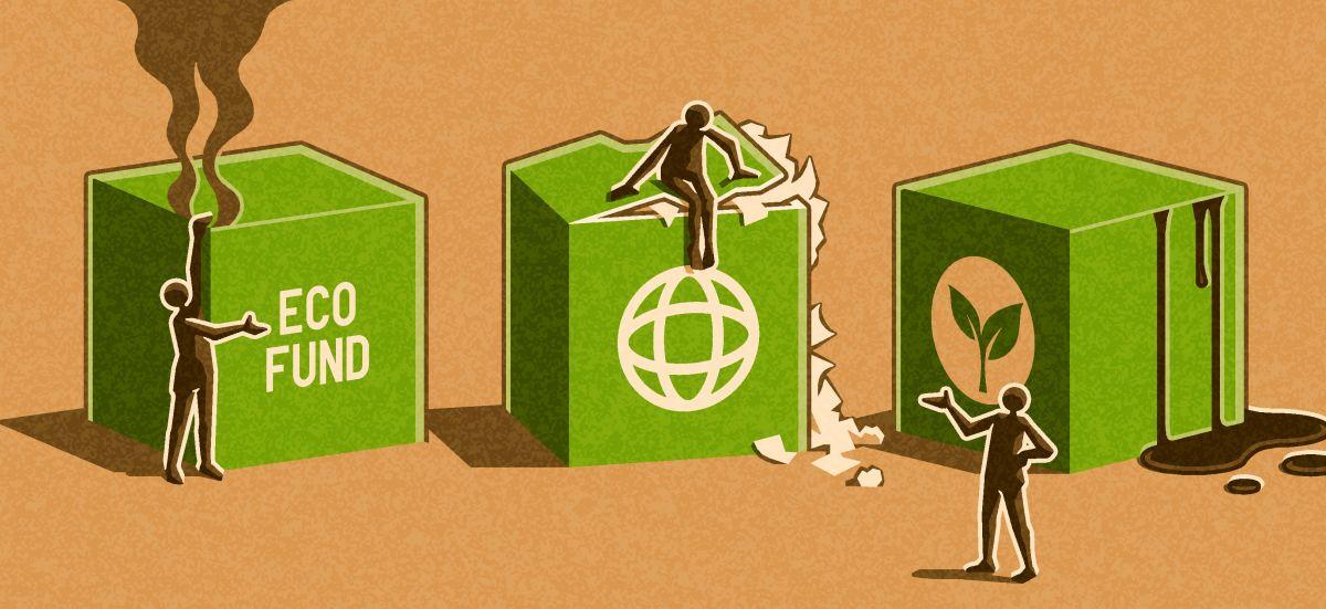 Beware of Greenwashing in Finance - Impakter