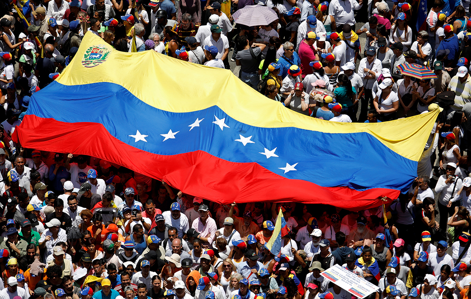 A Human Rights Crisis: Political Prisoners in Venezuela - Impakter
