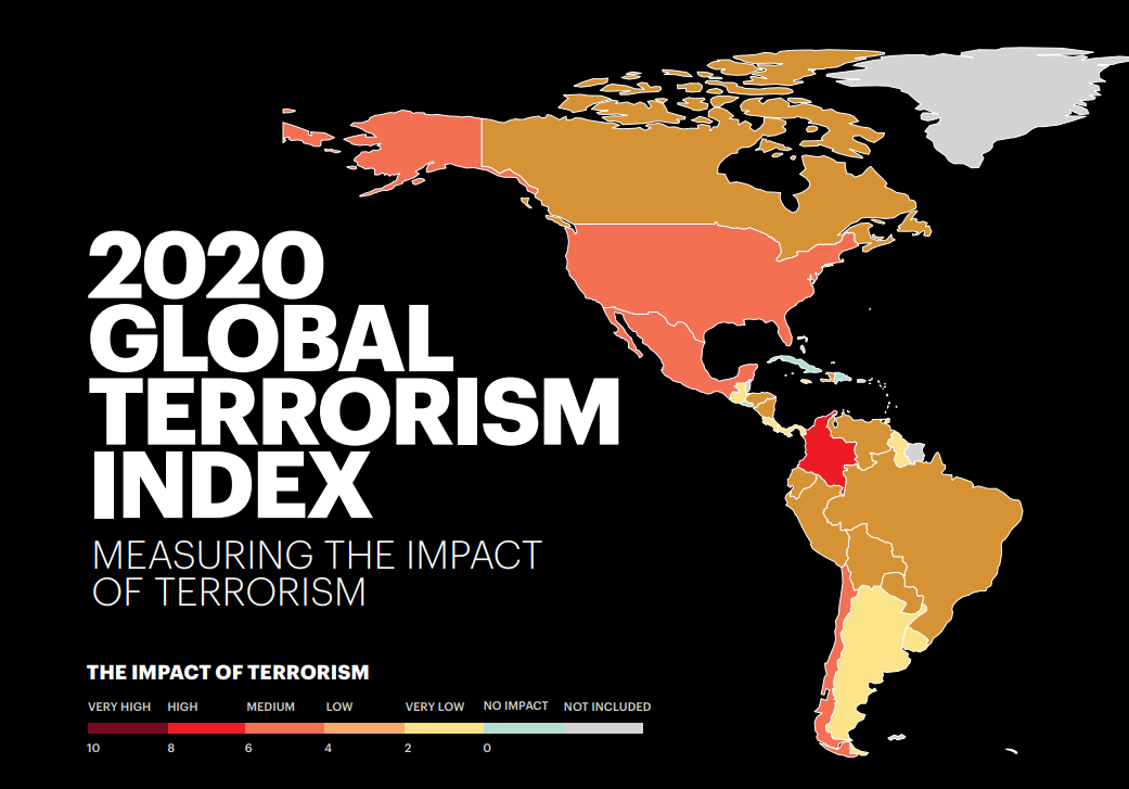 Report, Global Terrorism-related Deaths Drop for 5th Straight Year
